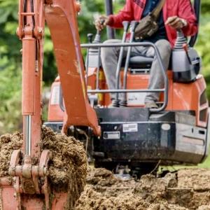 entreprise de terrassement à Verteillac en Dordogne