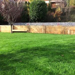 Paysagiste Riberac - création pelouse